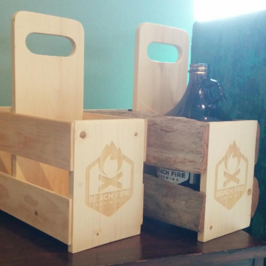 Growler Crate